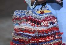 Scrap yarn ideas