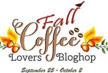 2015 Fall Coffee Lovers Blog Hop / by Amy Tsuruta