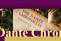 The Dante Chronicles / The visual board for all things pertaining to, inspired by, or impressions of THE DANTE CHRONICLES.