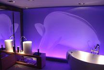 Ремонт ванной - Освещение