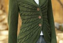 Knitting Sweaters / ... and other items of clothing