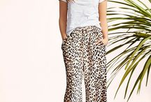 pantalon animalprint
