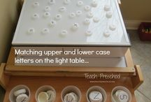 Light Boxes / by Roberta THompson