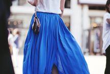 My volume skirt