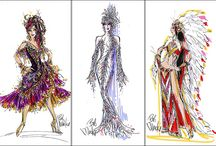 Costume Designs / From Bob Mackie to Colleen Atwood