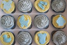Baby Shower Cupcakes Inspiration / by Nina Becton