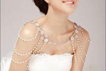 Pearl & Crystal Wedding