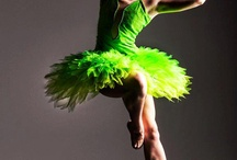 TUTUS & DANCE COSTUMES / by William Nowell