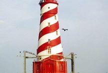fari lighthouses