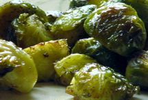 Brussels Sprouts & Cabbage / recipes / by Emily Serven