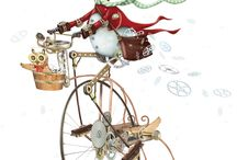 Steampunk / A study in delightful design
