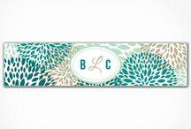 Printables / by Cherry Blossom Charm