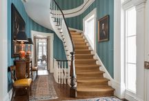 Foyer, Hall, Stairwell / Walk in the front door and...