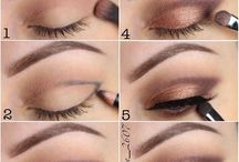 Makeups tutorial