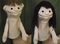 Mouth puppets