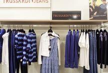 Trussardi Jeans PE15 / Giovane e Fresca, la collezione Trussardi Jeans per la Primavera Estate 2015  www.adrianpam.it