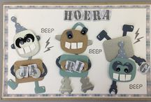 kaarten, robot