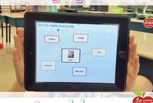 PP Technology in the Classroom / Using technology in the classroom is a constant, finding valuable resources to utilize best practice for elementary technology is vital.  Find the best resources for implementing technology into your curriculum for learning here, at the Primary Peach