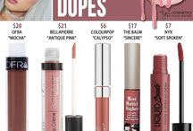Dupes!!!