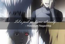 Tokyo Ghoul / The title is pretty much self explanatory...