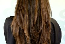 Haircuts and color ideas