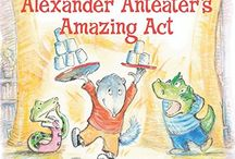 Animal Antics A to Z / Humorous stories that each focus on a single letter sound. Includes books for each phoneme and related literature-based activities.