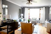 Living Dinning room combo / For small living spaces