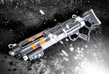 NERF gun mods / Cool as schit you can do to NERF guns to make em look and perform awesome.