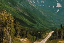 British Columbia, Mount Robson,