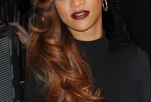 Rihanna hair tribute / The many wigs of the one and only / by Eden Yerushalmy