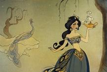 Disney Loveliness / by Hannah Jorge
