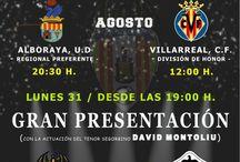 C.D. SEGORBE / Club Deportivo Segorbe