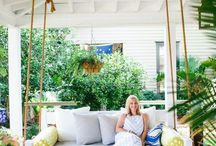 Lowcountry Homes / charleston homes, lowcountry homes, front porches, southern coastal homes, coastal living, charleston style, lowcountry style
