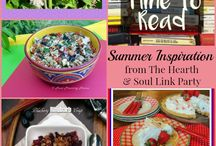 Summer Inspiration / Ideas, recipes & inspiration for your best summer ever!