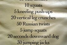 let's get a workout it...