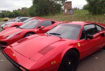 Club Ferrari Porsche