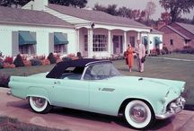 Old cars 50's