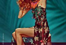 Dior ad campaign SS 2011