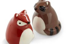 Salt and Pepper Shakers... my weird obsession