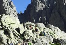 Ruta La Mira por Los Galayos / Impresionante ruta que asciende hasta el pico de La Mira (2.343m) por los Galayos.