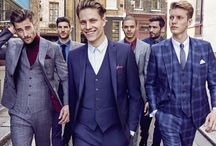 On the Move: AW15 Moss Bros. / See the full collection > http://www.moss.co.uk