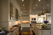 Kitchens / by Lincoln Cajulis