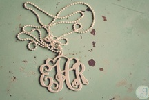 jewelry / by Megan Marshall - InThisWonderfulLife.com