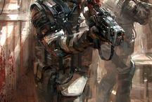 FPS / Juegos de disparo en primera persona, Call of Duty y demás! / by Dennis Flores