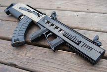 Kalashnikov bullpup