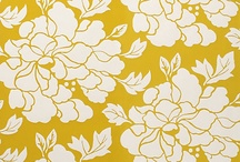 Fabrics & Wallpapers / by Kate Wilson