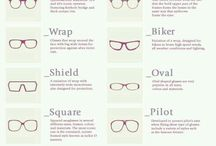 Eyes wear shape