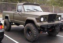 Truck - Jeep