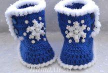 Бурки для снегурки