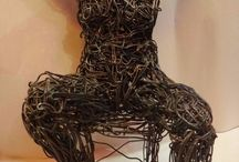 wire art